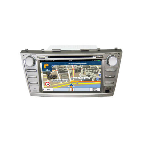 Toyota Aurion Camry 2007 2011 GPS Navigation LCD Car Monitor