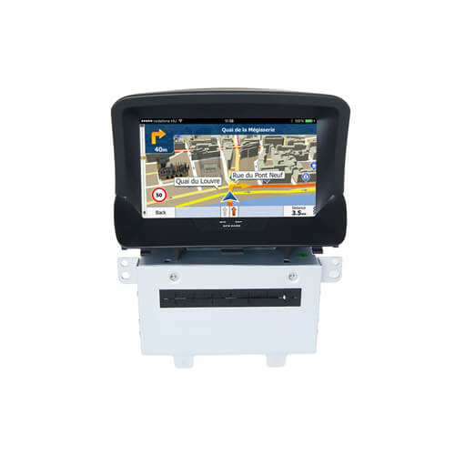 Opel Mokka/Buick Encore Double Din Car Stereo Bluetooth
