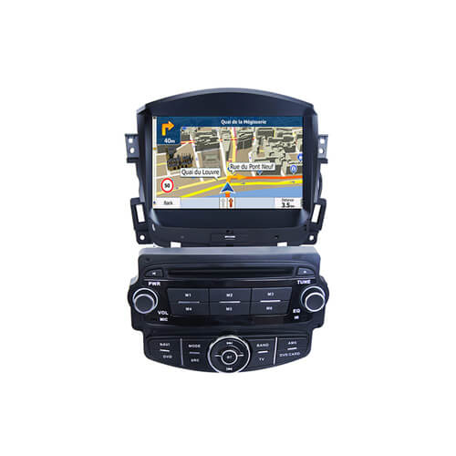 Chevrolet Cruze Touch Screen Car Radio Player