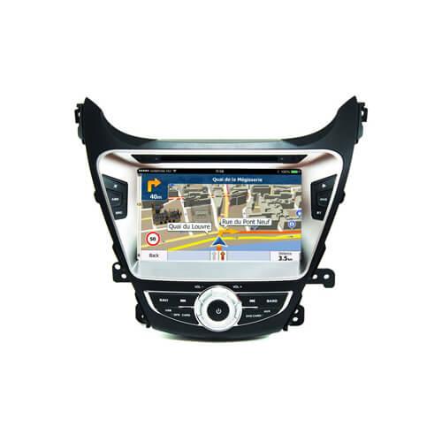 Hyundai Elantra/Avante 2014 Radio Receiver 2-Din Head Unit