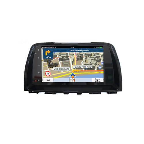 Mazda 6 Android System Car GPS Navigation