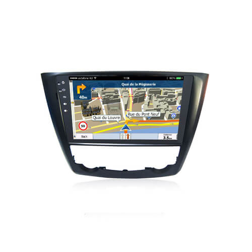 Double Din Renault Kadjar Android Navigation Car Stereo