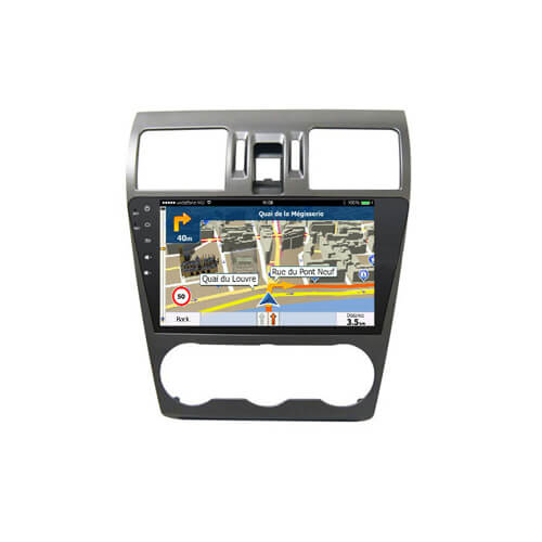 Subaru Forester 2013-2014 In-Dash Car Navigation