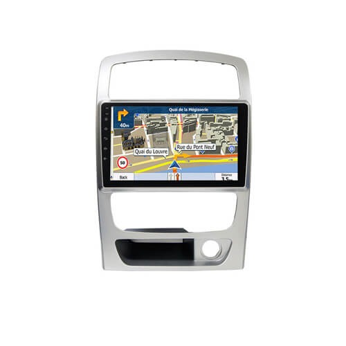 Brilliance H330 H320 2013-2015 In-Dash Car DVD Player Navigation