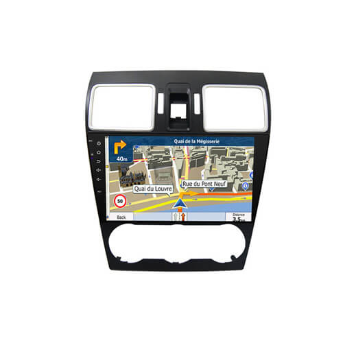 Subaru Forester 2015-2016 Car GPS Video Player