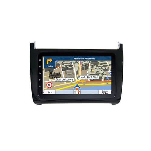 VolksWagen POLO Android Octa core Auto Radio Head Uint