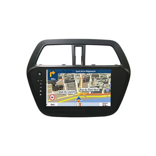 Suzuki Scross 2014 Android Double Din Radio Navigation