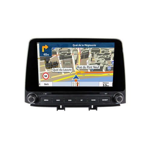 Hyundai Elantra 2018 Android Car DVD Navigation Player