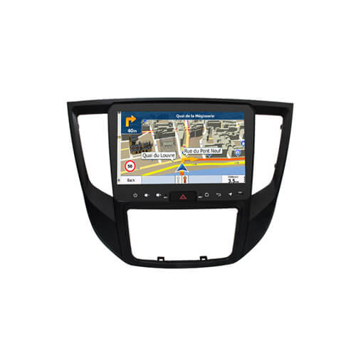 Mitsubishi Lancer Android Octa Core Car DVD Player Navigation