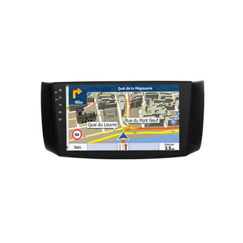 In-Dash Car DVD Player Navigation With Android System For Nissan Bluebird Sylphy 2012-2013