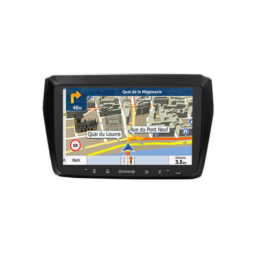 Suzuki Swift 2017-2018 Android System Octa core Car GPS Navigation