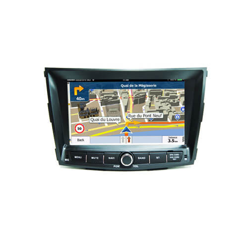 Ssangyong Tivolan Tivoli Android Car DVD With Bluetooth