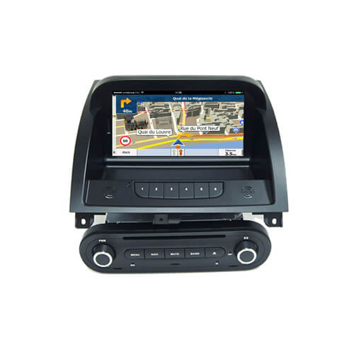 MG Morris Garages MG3 2011-2014 8 Inch Android Head Unit