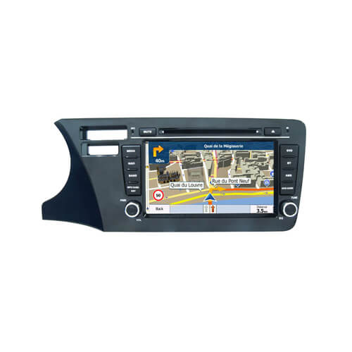 Honda City (Left) Bluetooth Car Radio Double Din