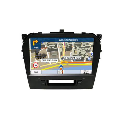 Suzuki Grand Vitara Escudo Double Din GPS Navigation