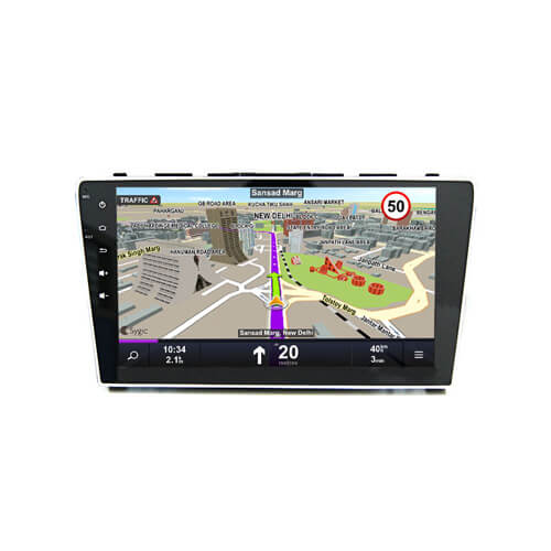 Android Octa Core Car Player For Honda CRV 2012 With GPS Navigation