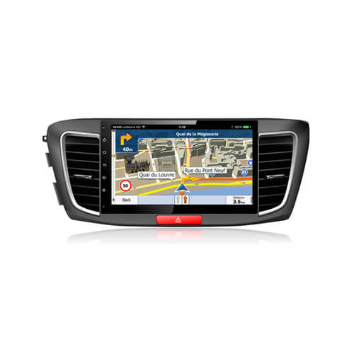 Honda Accord 2013 Car Stereo Android DVD Player