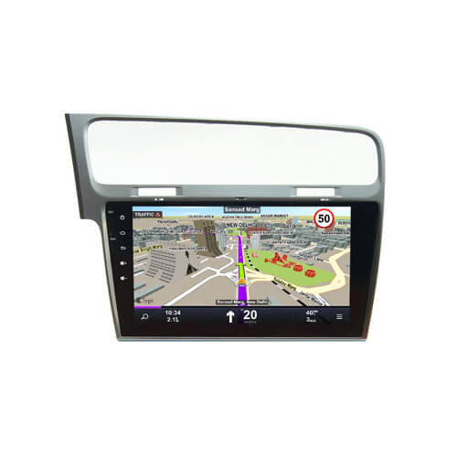 Volkswagen Golf 7 Android Car Stereo DVD Player