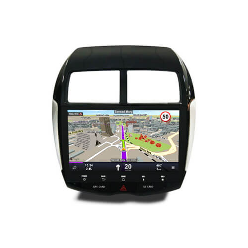 Peugeot 4008 2012 Android Car DVD Player Gps Navigation