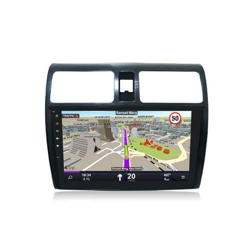 Suzuki Swift 2013-2016 Car Player Auto Radio System | Android Head