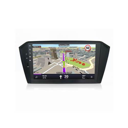 VW Passat 2015 Double Din Car Stereo Navigation