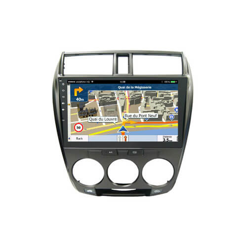 Honda City 2008-2014 Car DVD Player GPS Navigation