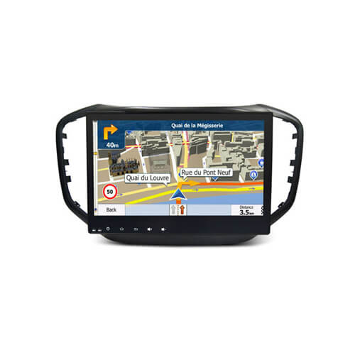 Chery MVM Tiggo 5 Android Car Stereo DVD Player Navigation