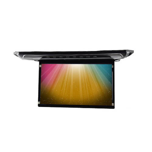 10.1 Inches Car Roof Media Player With Slim-Monitor