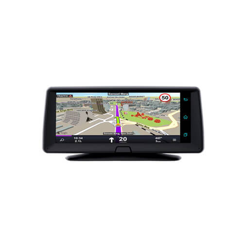 Android System On Dash Car Multimedia Player GTR8A