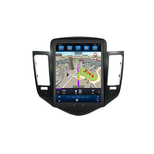 Chevrolet Cruze 10.4″ Screen In Vehicle Infotainment System