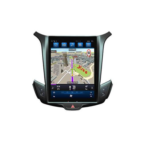 Chevrolet Cruze 2015-2017 In Dash Radio With Bluetooth