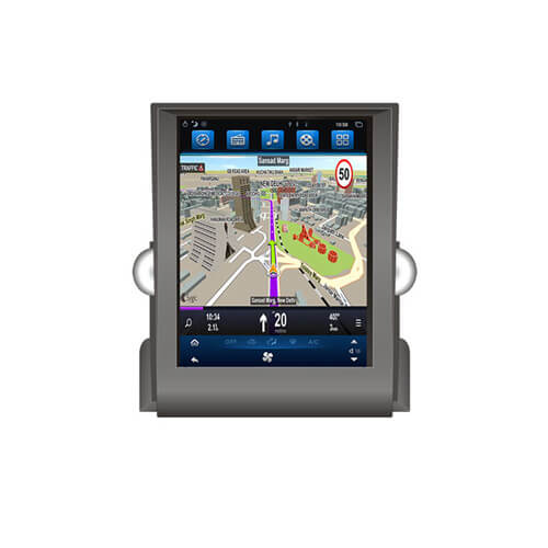 Chevrolet Malibu In Dash Touch Screen Car Stereo With Bluetooth