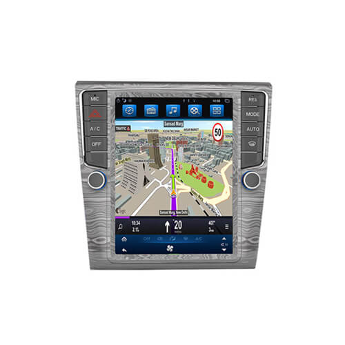 Volkswagen CC/Magotan 2012 In Dash Multimedia Receiver