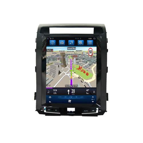 Toyota Land Cruiser 2008-2015 In Dash Kit For Car Stereo