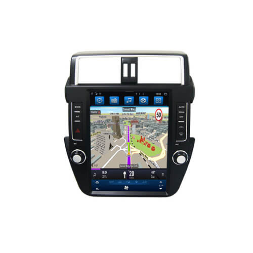 Toyota Prado 2013-2016 12″ In Dash GPS Navigation Systems For Car