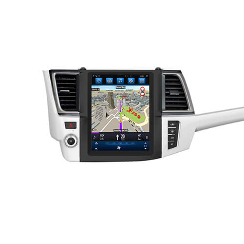 Toyota Highlander 2015-2017 12.1″ In Dash Entertainment System Car