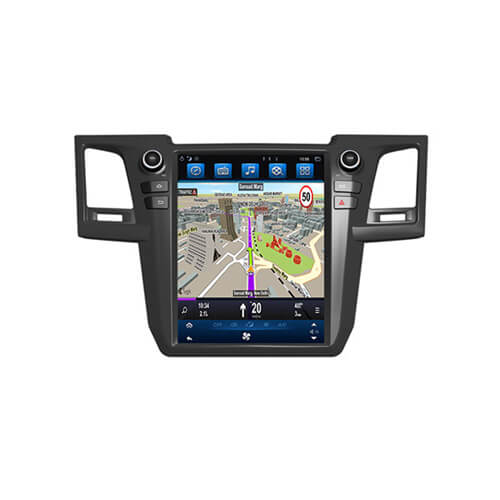 Toyota Fortuner 2014-2015 In Car Stereo With 12.1″ Screen