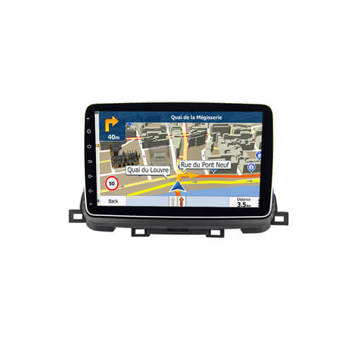 KIA Sportage 2018 10.1 Inch Car Multimedia Display