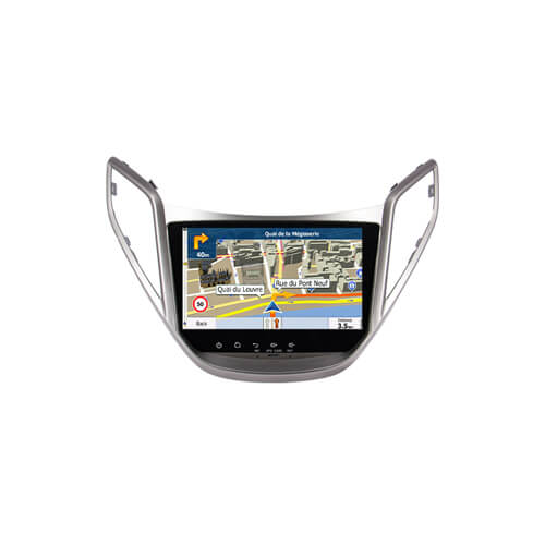 Hyundai HB20 In Car Multimedia Navigation System