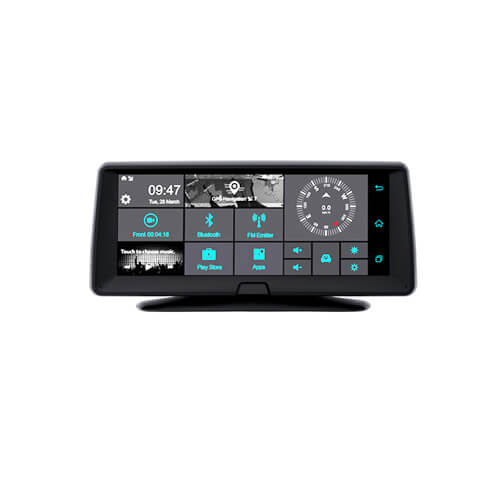 Android Car DVR Navigation System Multimedia Player