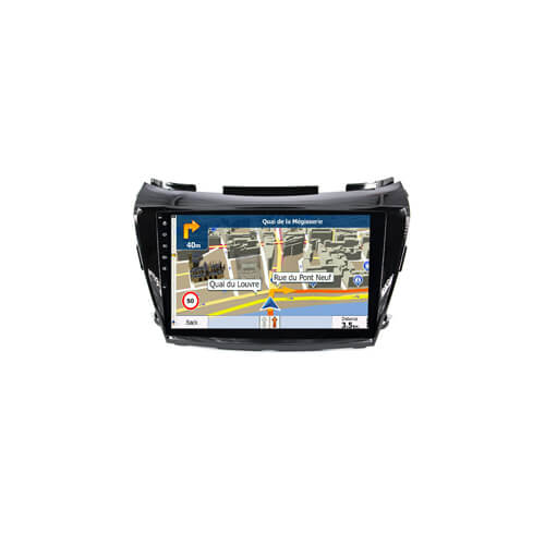 2015-2019 Nissan Murano Customized Car GPS DVD Player