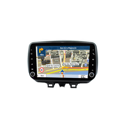 2019 Tucson Ix35 Hyundai GPS TV Radio For Car