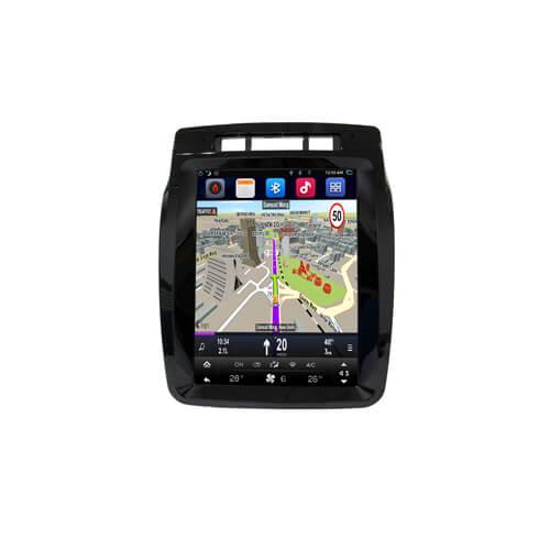 2010-2015 Touareg VW Car Multimedya Navigasyon GPS Radio