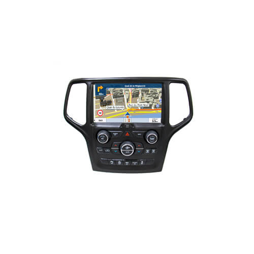 Jeep Grand Cherokee Car Video Player
