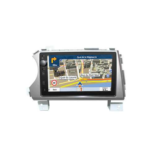Ssangyong Actyon Kyron Car Multimedia Navigation System Supplier