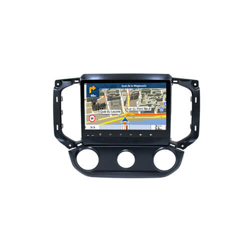 2016-2018 Chevrolet S10 Trailblazer Factory Radio System