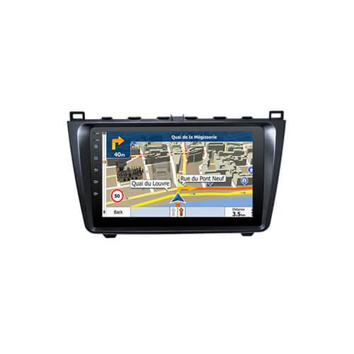 mazda 6 dvd navigation system